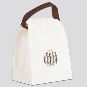 milkers-merry Canvas Lunch Bag