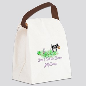 Goat-JellyBeansNIgerianLT Canvas Lunch Bag