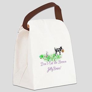 Goat-JellyBeansNIgerianLT Canvas Lunch Bag