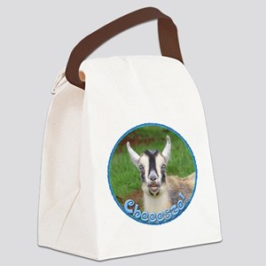 saycheese Canvas Lunch Bag