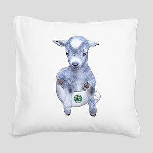 coolbucks Square Canvas Pillow