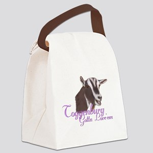 GOAT-Togg-Loveem Canvas Lunch Bag