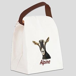 alpine-nohorns Canvas Lunch Bag