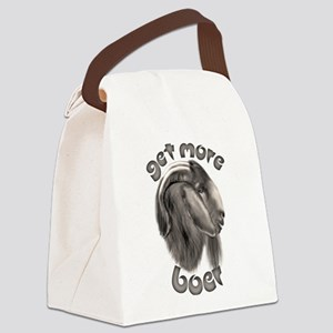 boer-getmore Canvas Lunch Bag