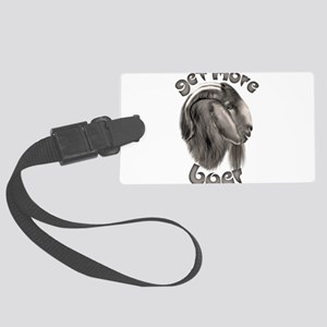 boer-getmore Large Luggage Tag