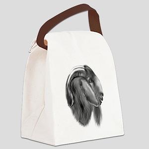 boerbuck-drawing3 Canvas Lunch Bag