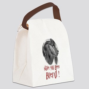 boer-haveyoubeenboerd Canvas Lunch Bag