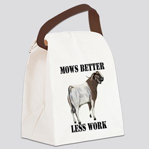 Goat-Boer-Mowsbetter Canvas Lunch Bag