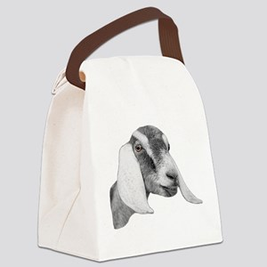 2-nubian Canvas Lunch Bag