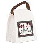 buckoffPC Canvas Lunch Bag