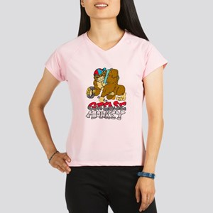 Grease monkey Pride Performance Dry T-Shirt