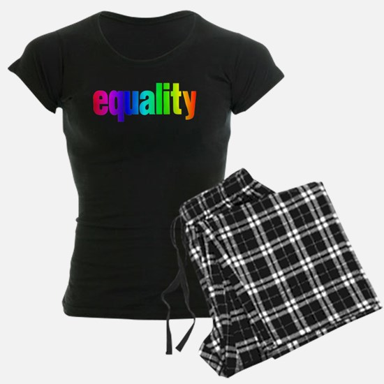 Rainbow Equality Pajamas
