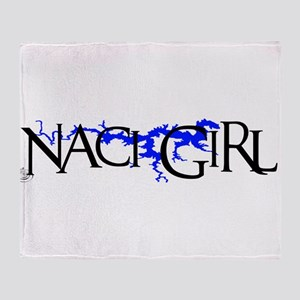 NACI3_BLK1 Throw Blanket