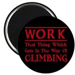 Work and Climbing Magnet