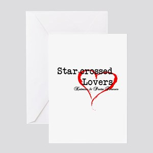 Star-Crossed Forever Greeting Card