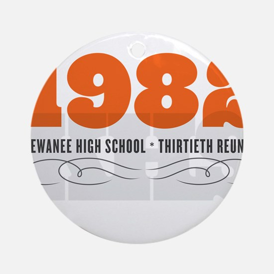 Kewanee High School - 30th Class Reunion - #1 Orna
