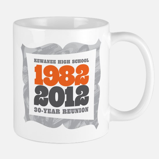 Kewanee High School - 30th Class Reunion - #2 Mug