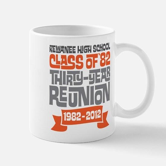 Kewanee High School - 30th Class Reunion - #4 Mug