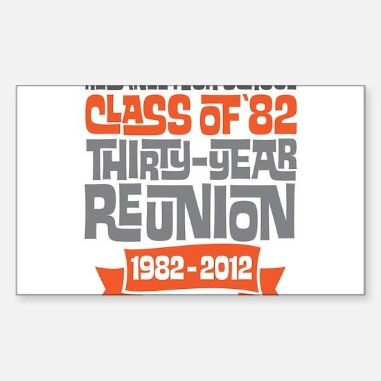 Kewanee High School - 30th Class Reunion - #4 Stic