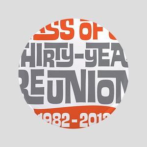 """Kewanee High School - 30th Class Reunion - #4 3.5"""""""