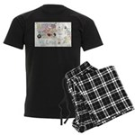 * Men's Dark Pajamas