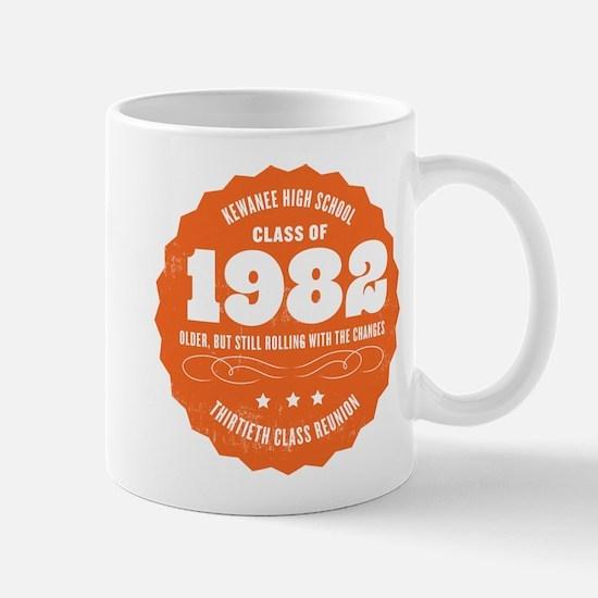 Kewanee High School - 30th Class Reunion - #5 Mug