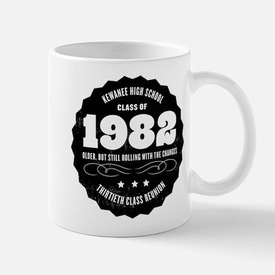 Kewanee High School - 30th Class Reunion - #6 Mug