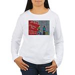 * Women's Long Sleeve T-Shirt