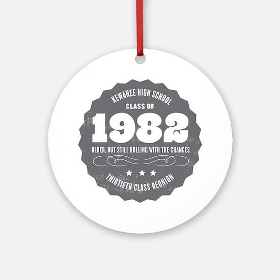 Kewanee High School - 30th Class Reunion - #7 Orna
