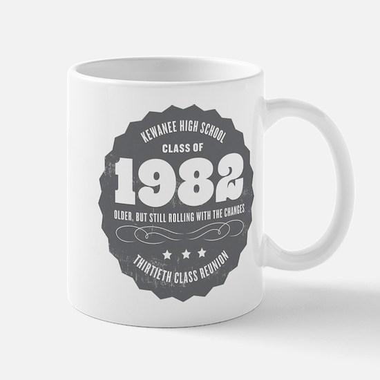 Kewanee High School - 30th Class Reunion - #7 Mug
