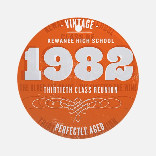 Kewanee High School - 30th Class Reunion - #8 Orna