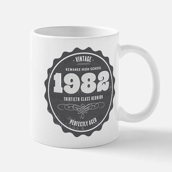 Kewanee High School - 30th Class Reunion - #9 Mug