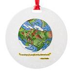 * Round Ornament