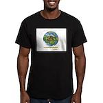 * Men's Fitted T-Shirt (dark)