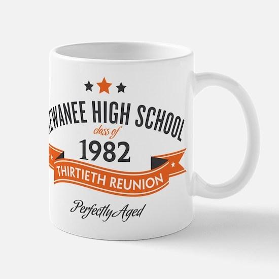 Kewanee High School - 30th Class Reunion - #10 Mug