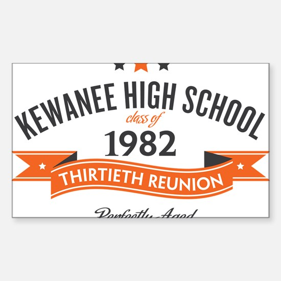 Kewanee High School - 30th Class Reunion - #10 Sti