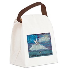 * Canvas Lunch Bag
