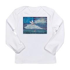 * Long Sleeve Infant T-Shirt