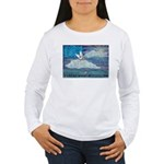 * Women's Long Sleeve T-Shirt