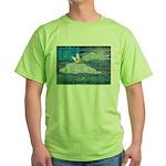 * Green T-Shirt