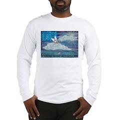 * Long Sleeve T-Shirt