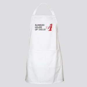Bamboo House of Dolls Apron