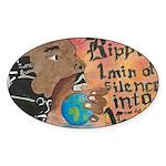 10 Sticker (Oval 10 pk)