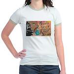 10 Jr. Ringer T-Shirt