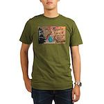 10 Organic Men's T-Shirt (dark)