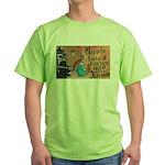 10 Green T-Shirt