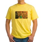 10 Yellow T-Shirt