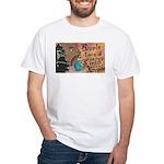 10 White T-Shirt