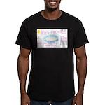 9 Men's Fitted T-Shirt (dark)