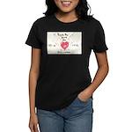 8 Women's Dark T-Shirt